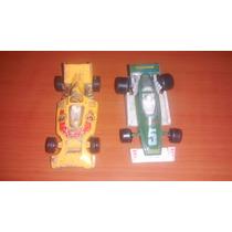 2 Autos De Carrera De Coleccion De Los 70/80