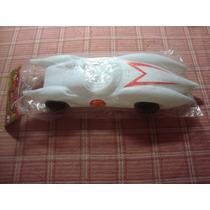 Antiguo Auto De Plástico De Meteoro. 27,5 Cm De Largo Nuevo