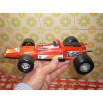 Juguete Antiguo Auto De Carrera