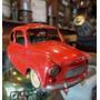 Juguete Antiguo Auto Fiat 600. 10436