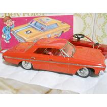 Antiguo Juguete Chevrolet Impala Saxo Con Control