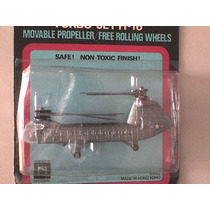 Coleccion Helicopteros De Metal - Retro 1978 Diecast Metal