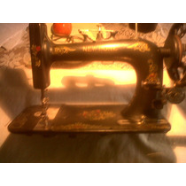 Maquina De Coser Antigua Completa A Lanzadera
