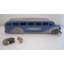 Tootsietoy Greyhound Bus Omnibus