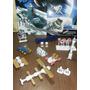 Espectacular Set De Vehiculos Del Espacio Y Accesorios