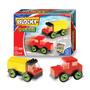 Blocky Vehículos 1 (50 Piezas) 3-9 Años - Tienda Oficial