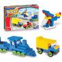Blocky Vehículos 2 (100 Piezas) 3-9 Años - Tienda Oficial