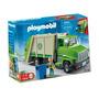 Vehiculo Playmobil Camion De Reciclaje