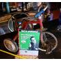 Antiguo Triciclo Original Año 1950 - 50cm (2162)
