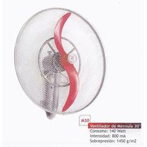 Ventilador Industrial De Pared 30 - Cordoba