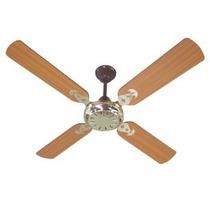 Ventilador De Techo Protalia 3010 Dorado 4 Palas 90w-460230