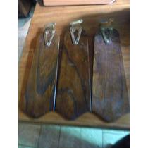 3 Paletas De Ventilador Tal Cual Fotografia ! A $199 .