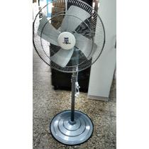 Ventilador Industrial De Pie 20 Pulg. Titanio Ind. Arg.