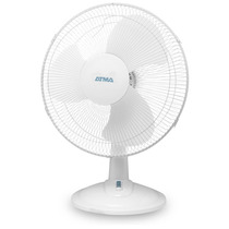 Ventilador Turbo De Mesa Atma 16 Pulgadas Mod: Vm-8212
