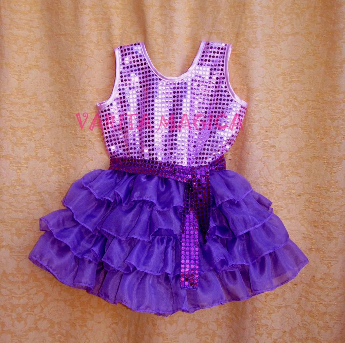 Vestido De Violetta