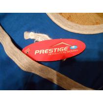 Vestido Prestige De Algodon Talle 3 Color Petroleo .