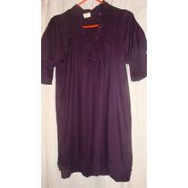 Vestido Camisola Las Pepas Color Violeta