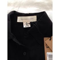 Camisa Vestido Paula Cahen D Anvers. Nuevo C Etiquetas Liqui