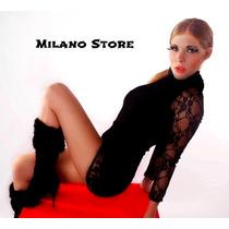 Vestido Diseño Italiano - Liquidacion 50% Off