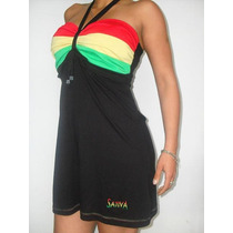 Vestidos Reggae Rasta Sativa Bob Marley