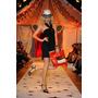 Original Vestido Las Oreiro Nuevo - Último En Talle 1