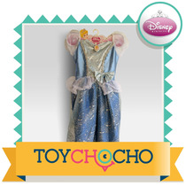 Vestido Princesa Disney Original! Cenicienta Importado!!!