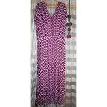 Vestido Fiesta 2xl Talles Grandes- Boho/hippie Chic- Nuevo