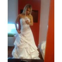 Vestido De Novia O 15 Años Con Corset Bordado Made In Miami.