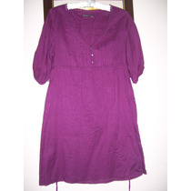 Vestido Mujer Talle S Marca Old Navy Con Forro