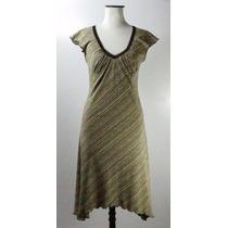 Divino Vestido Max Studio-made In Usa-impecable-medium
