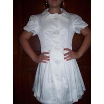 Vestido Elastizado Cn Forrotalle 1/38 Primera Marca Oferta!!