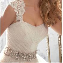 Vestido Novia Bretel Desmontable El Precio Es Por La Seña