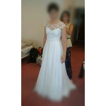Vestido De Novia Super Romántico