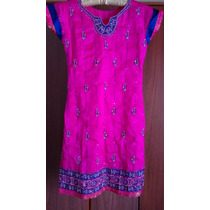 Vestido Hindu Talle Small (12-14)