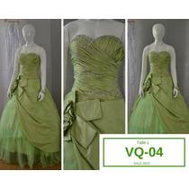 Delicado Vestido De Quince - Vestidos Express