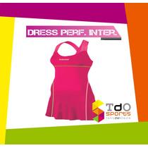 Vestido Babolat Perforrmance Internacional. Tenis. Dress.