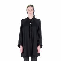Maria Cher Vestido Corto Maria Negro Nuevo Original Mujer