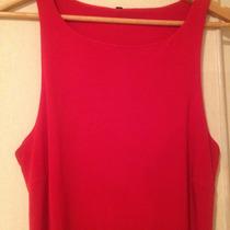 Vestido Lycra Rojo Importado