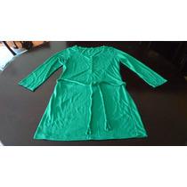 Vestido O Remera Para Calzas Manga 3/4 De Modal M O L