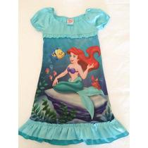 Vestido La Sirenita Original De Disney