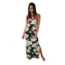Indira Vestido Largo Informal Formal Strapless Colores Todos
