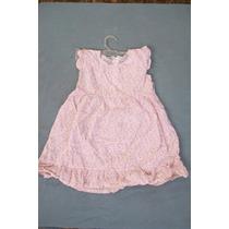 Vendo Vestido Niña Talle 2/3 Color Rosa