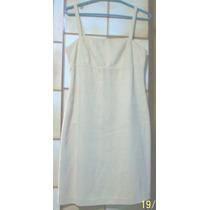 Vestido Camel Talle 2 - Medium (marca Claudia Larreta)