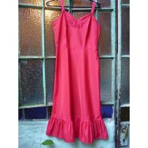 Vestido Rojo Barbizon