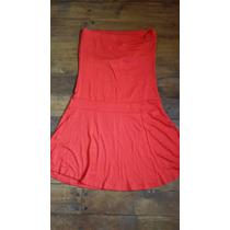 Vestido Strapples Modal. Verano 2016