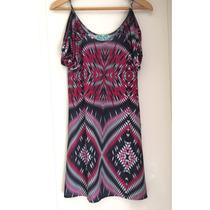 Vestido Corto Con Diseño Importado Zara Tipo Pucci