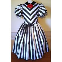 Vestido Importado Fiesta Cortejo Nena Niña, T 12, Usa