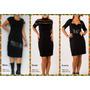 Vestido Oferta Modal Divinos Exc Calidad T2 T3