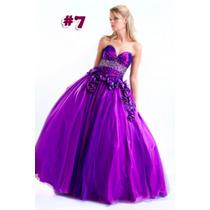 Vestido Fiesta 15