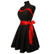 Vestido Vintage Pin Up 50s Rockabilly